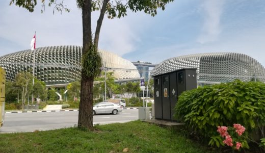 感動!シンガポールの観光名所