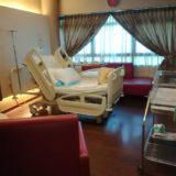 産後入院生活1〜2日め @KK