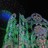 ちょっと奇妙で美しい、シンガポールのクリスマス。