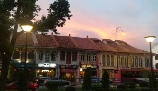 シンガポールに住んでいて、少し残念なことと、良かったこと
